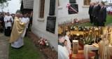 Tablica pamięci ofiar katastrofy Smoleńskiej w Skomlinie była jedną z pierwszych w Polsce. Odsłonięto ją w 2010 roku ARCHIWALNE ZDJĘCIA