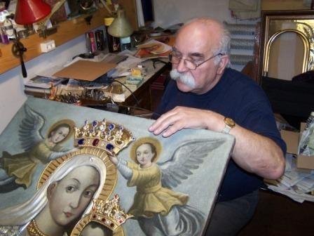 Na wystawę prac mistrza Jana Dębowskiego zaprasza Kościół Akademicki U Panien