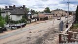Ulica Częstochowska w Kaliszu. Jak przebiega jej remont? ZDJĘCIA