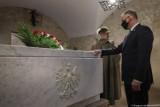 Prezydent Andrzej Duda w Krakowie na obchodach 11. rocznicy katastrofy smoleńskiej [ZDJĘCIA]