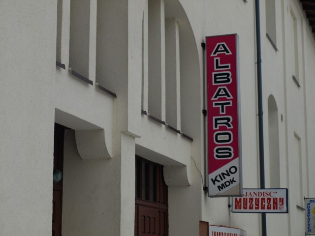 """Kino """"Albatros"""" w Bytowie wznawia działalność"""