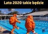 Lato 2020, czyli koronawakacje w krzywym zwierciadle (ZOBACZ MEMY)