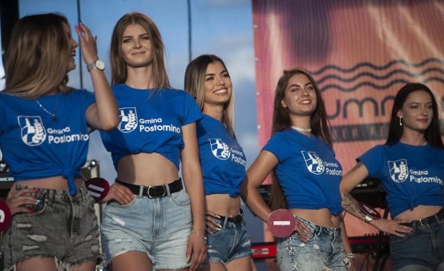 W Jarosławcu odbyły się wybory Bursztynowej Miss Polski 2021.  Zobaczcie zdjęcia! >>>