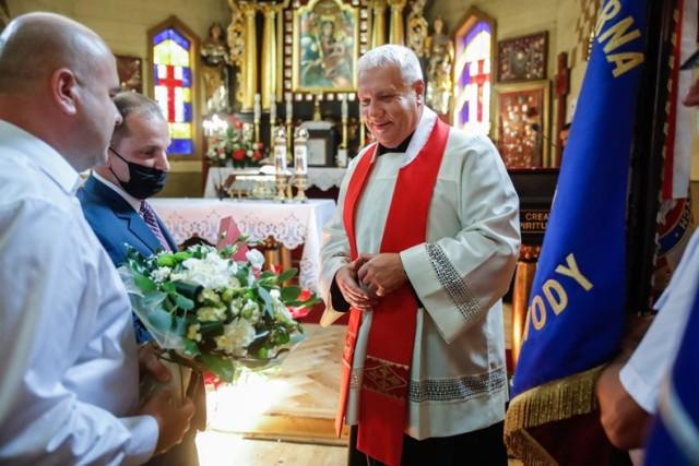 Rocznica 225. lecia powstania kościoła w Łobudzicach