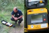 Uratowali życie 54-latka, pomógł defibrylator