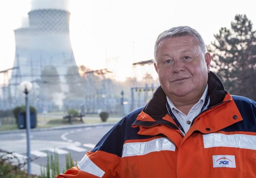Wojciech Sobczak, dyr. generalny  elektrowni w Rybniku