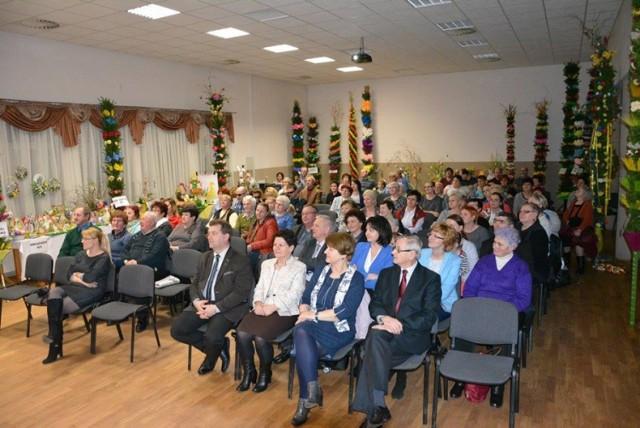 Spotkanie Palma i Pisanka Wielkanocna cieszy się w Międzyborzu sporym zainteresowaniem mieszkańców