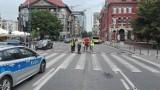 Potworny wypadek w Katowicach. 19-latka przejechana przez autobus. Kierowcę zatrzymała policja. Dlaczego ruszył w ludzi?