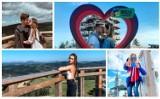 Krynica-Zdrój. Najpopularniejsza w Polsce wieża i ścieżka w koronach drzew w Słotwinach Arena przyciąga wielu turystów [ZDJĘCIA]