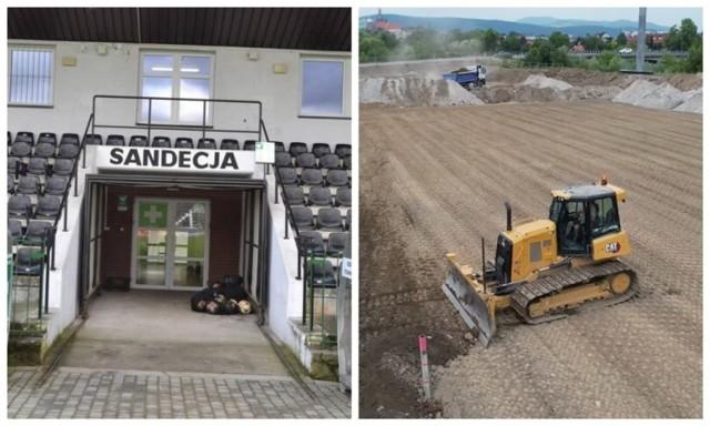 """Najważniejsze wyzwania dla klubu """"biało - czarnych"""" to znalezienie nowego prezesa i ukończenie budowy nowego stadionu"""