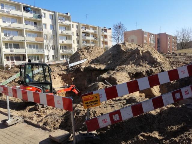 Pomiędzy ulicami Matejki i Akacjową w Goleniowie zostanie wybudowany nowy blok