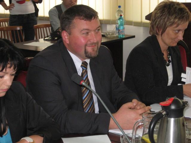 Arkadiusz Michalak, dyrektor Szpitala Powiatowego w Sławnie