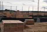 Jankowo Dolne. Trwa budowa obiektu szkolno-przedszkolnego [FOTO]
