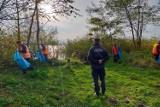 Więźniowie posprzątali okolice Zalewu Sulejowskiego ZDJĘCIA