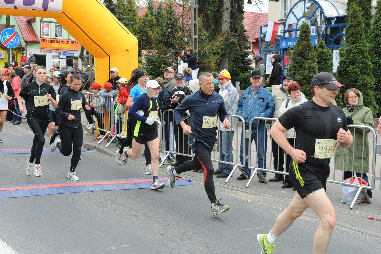 Xvii Międzynarodowy Maraton Solidarności Sztumianie Pobiegną W