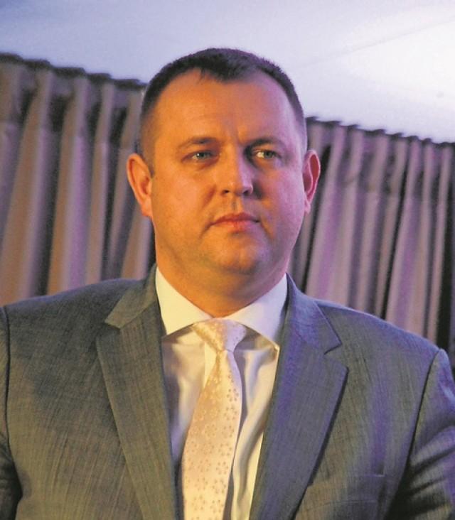 Sławomir Zawada odmówił podpisania  oświadczenia, bo zda-niem PGE GiEK sieci były remontowane i nie wymagają wymiany