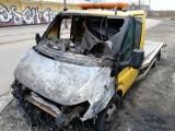 Bydgoszcz. Chciał wyrwać córkę z rąk narkotykowych dilerów, to grozili mu śmiercią i spalili samochód