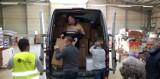 Wolontariusze z Olesna znowu zawieźli dary do Chorwacji. Już zbierają dary na trzeci transport! [zdjęcia]