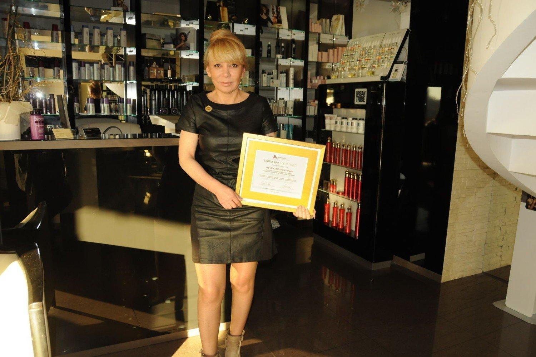 Monika Zdzisława Parypa Laureatką Konkursu Fryzjerstwa W Paryżu