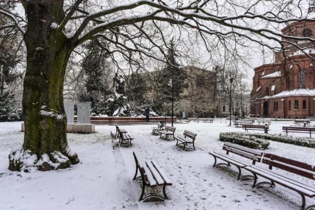 W czwartek (10 stycznia) termometry pokażą nawet cztery stopnie na minusie.