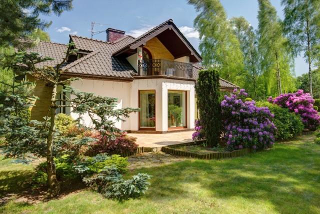 Idealny ogród to taki, który łączy piękno i funkcjonalność.