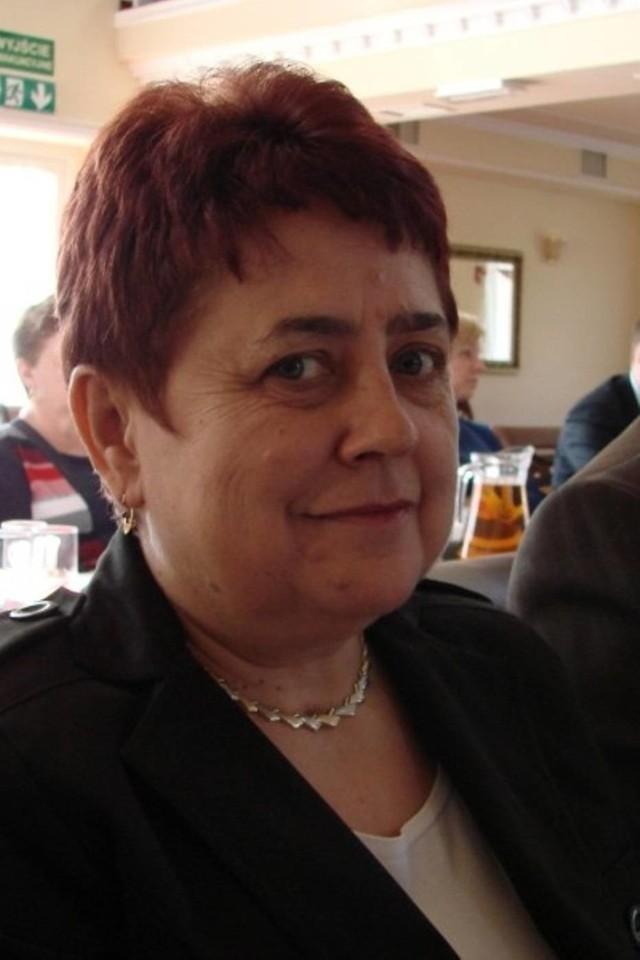 Wójt Wieprza Małgorzata Chrapek
