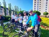 Rajd rowerowy upamiętniający pierwszy transport więźniów do Auschwitz. 60 kilometrów na rowerze uczniów z chorzowskich szkół.