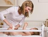 Niezbędnik młodych rodziców - przewijak
