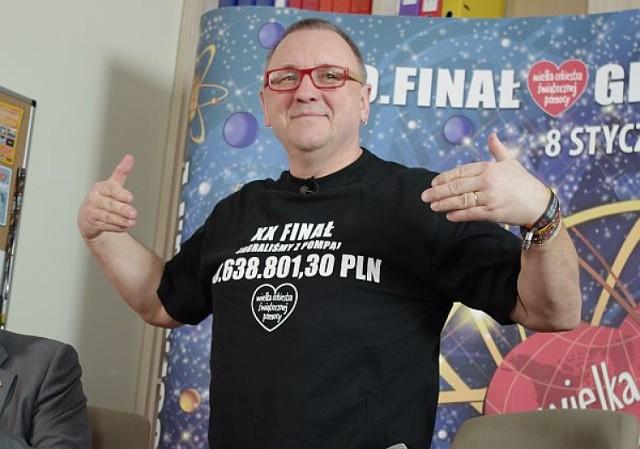 Jurek Owsiak ogłosił dzisiaj, ile udało się zebrać pieniędzy ...