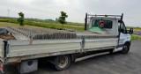 Dostawczak przeładowany aż o 5 ton zatrzymany w Granowie przez inspektorów GITD
