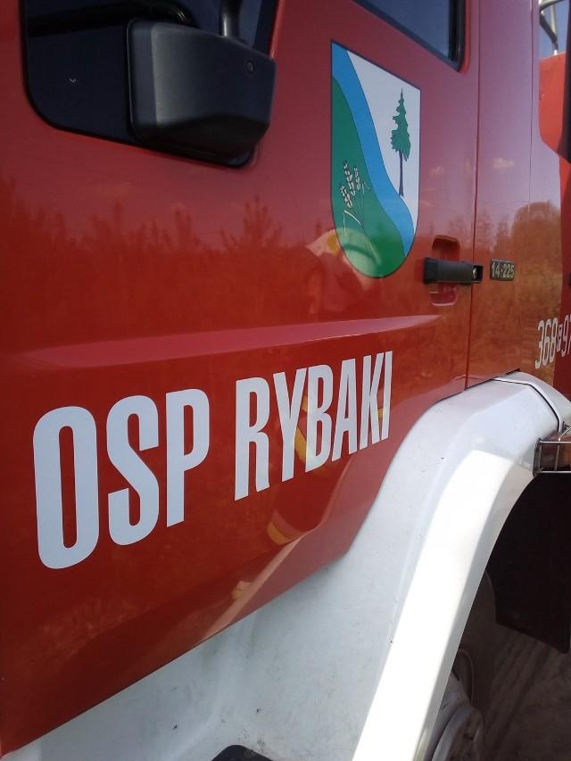 Strażacy-ochotnicy z OSP Rybaki uruchomili zbiórkę pieniędzy na leczenie pani Beaty, która walczy z nowotworem mózgu.