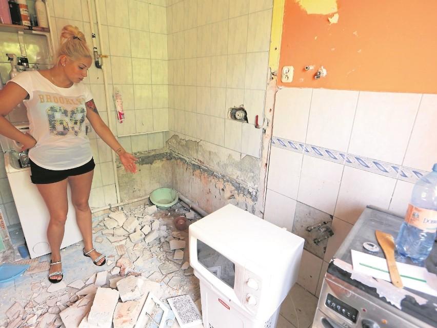 Wyburzyli łazienkę Bo Była Samowolą Budowlaną Szczecin