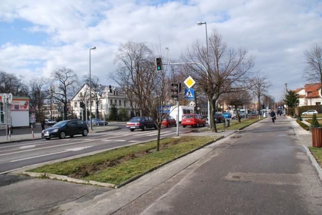 W kwietniu ruszy przebudowa skrzyżowania przed pałacem Sanguszków w Lubartowie.