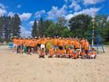 Chcemy, żeby wszystkim było miło! Wolontariusze rozpoczęli wielkie sprzątanie terenu przy zamojskim zalewie