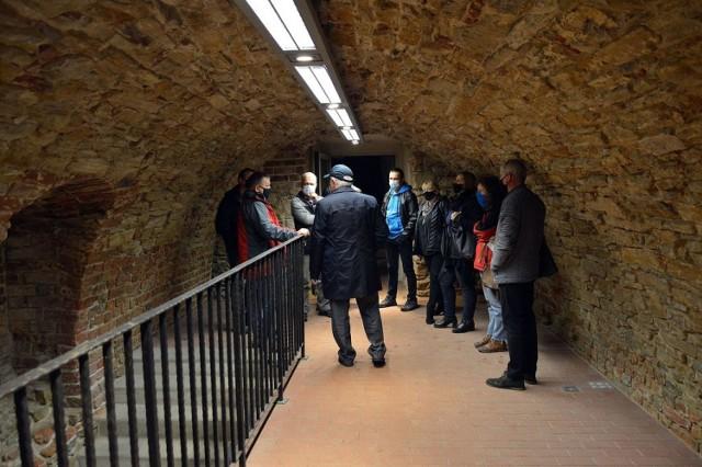 Wkrótce ruszą prace przy modernizacji kolejnego odcinka podziemnej trasy turystycznej w Przemyślu.