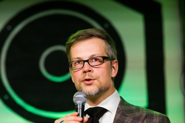 11 września w Gdańsku odbędzie się trójmiejska odsłona Baltic Sea Festival. Na zdjęciu Jacek Dehnel, który będzie gościem tego wydarzenia