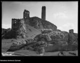 Olsztyn 100 lat temu. Tak wyglądała wieś i zamek. Na błoniach pasły się krowy