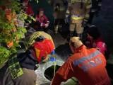 Odnaleziono 21-latka z bydgoskich Kapuścisk. Trafił do szpitala [zdjęcia z poszukiwań]