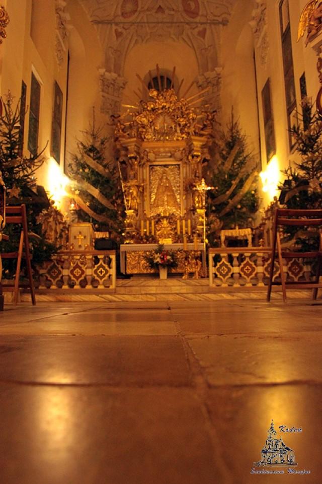 Bazylika w Kodniu została zamknięta dla pielgrzymów.