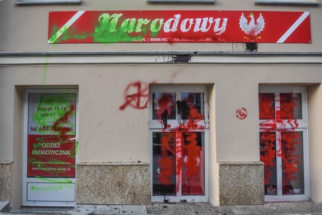 Sklep z odzieżą patriotyczną Narodowy sklep Poznań