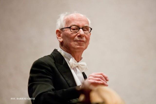 Józef Wiłkomirski - dyrygent, wiolonczelista i kompozytor, żołnierz Armii Krajowej i uczestnik Powstania Warszawskiego