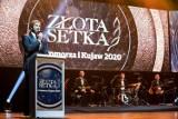 Oto oni - laureaci 25. Złotej Setki Pomorza i Kujaw nagrodzeni w Bydgoszczy [wideo i fotorelacja]