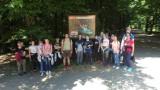 """W """"Połowie Drogi – Szlakiem Orlich Gniazd"""" - wspaniała przygoda uczniów z Jarosławia i Warlubia"""