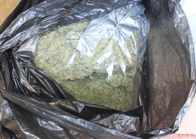Policja udaremniła wprowadzenie na rynek niemalże 15 kilogramów narkotyków
