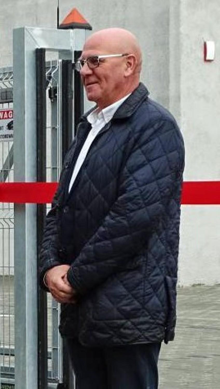 Piotr Kujawa, prezes PUK Sp. z o.o. w Bornem Sulinowie