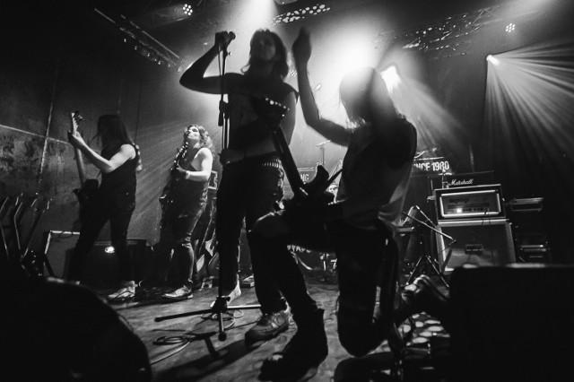 Klasycy polskiego metalu z Turbo świętowali w Gdańsku 40-lecie kariery