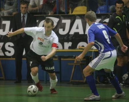 Andrzej Szłapa jest mocnym punktem drużyny Zdzisława Wolnego.