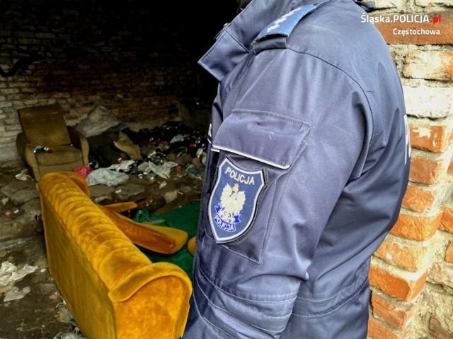 Policja i Straż Miejska sprawdzają miejsca, gdzie mogą przebywać osoby bezdomne