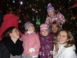 Choinka w Chorzowie. Mieszkańcy wspólnie ubrali bożonarodzeniową choinkę [FOTO]