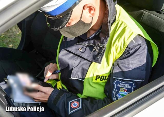 Policjanci z Krosna Odrzańskiego i Gubina wyeliminowali z ruchu około 300 kierowców od początku 2020 roku.